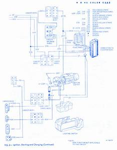 Ford Fairmont General 1983 Electrical Circuit Wiring