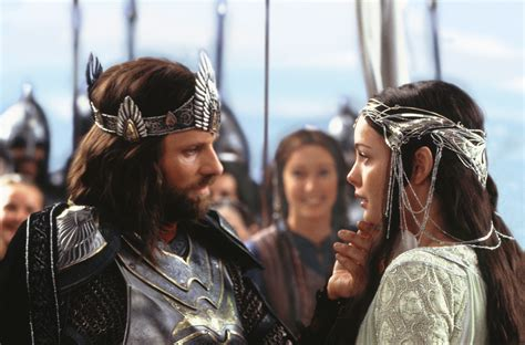 Why Tolkien Considered Cutting Aragorn And Arwens Love