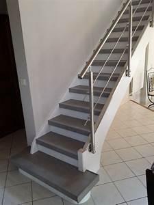 Renovation D Escalier En Bois : escalier bois aflopro styl 39 stair ~ Premium-room.com Idées de Décoration