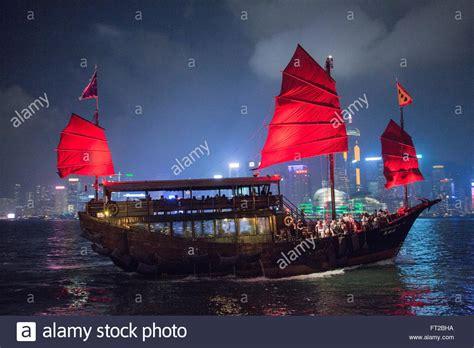 Sailing Boat Hong Kong by Aqua Luna Chinese Pirate Sailing Boat In Hong Kong