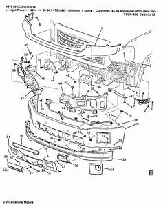 2014 Chevy Malibu Front End Diagram