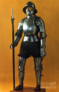 Spanish Armor, C1490 Photograph by Granger