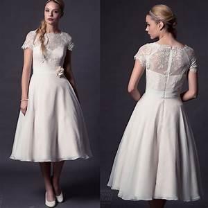 popular tea length plus size wedding dress buy cheap tea With cheap tea length wedding dresses