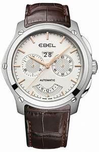 Ebel Classic Hexagon Chronograph Men U0026 39 S Watch Model