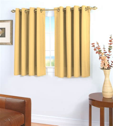 Grommet Curtains by Glasgow Grommet Curtain With Wand For Windows