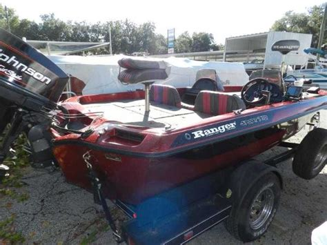 Used Ranger Boats For Sale In North Dakota by Used 1995 Ranger Boats R72 Sport For Sale In Leesburg