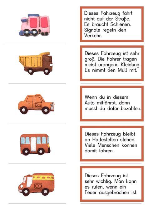 bildergebnis fuer thema fahrzeuge kindergarten gefierer