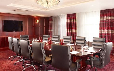 Luxury Private Dining Rooms At The Grosvenor Hotel