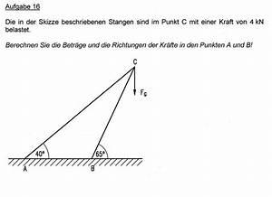 Unsicherheit Berechnen : kr fte eine frage in physik zur kr fteberechnung nanolounge ~ Themetempest.com Abrechnung