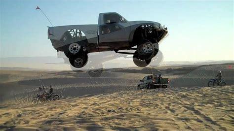 prerunner ranger jump ford ranger big jump youtube