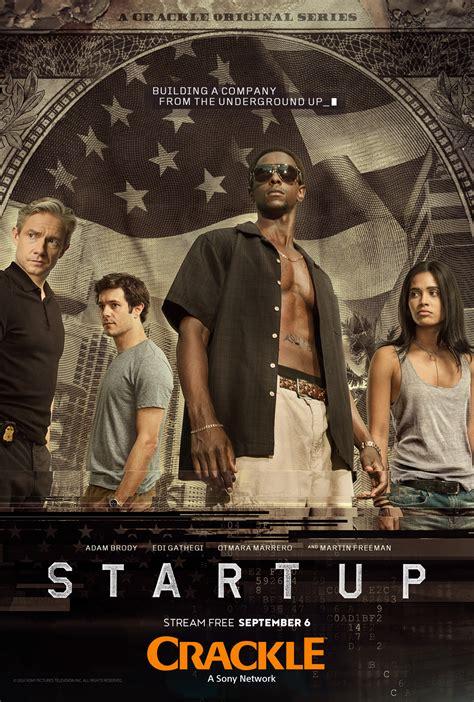 Edi Gathegi Talks New Crackle Web Series, StartUp ...