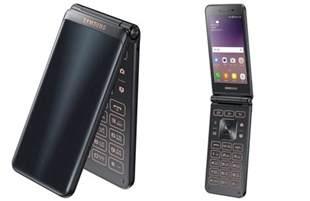 new flip phones meet the galaxy folder 2 samsung s new android flip phone