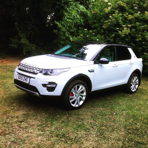 Land Rover Discovery Sport Photo by Yulong White Discovery Sport Photo Thread Land Rover
