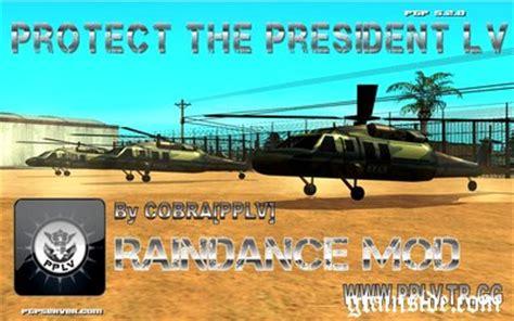 GTA San Andreas PPLV Raindance Military Skin Mod ...