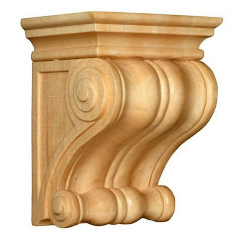 White River Corbels by Decorative Hardware Classic Corbels By White River