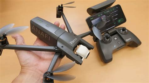 parrot anafi review affordable camera drone  advanced specs drone addicts