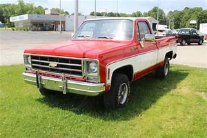 1979 Chevy K10 Custom Deluxe 4x4 Short Bed For Sale In Salem  Ohio  United States