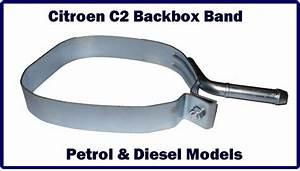 Citroen C3 C2  U0026 Pluriel Scarico Fascia Cinghia Supporto Staffa Di Supporto
