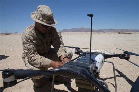 pentagon policy bars marines    infantry quadcopters militarycom