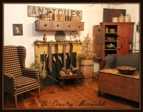 Country Primitive Home Décor: Home Of Doreen Piechota