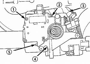 How To Change A Multifunction Switch On A 2001 Dodge Intrepid