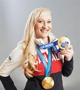 Canadas Kaillie Humphries Named Sportswoman Of The Year
