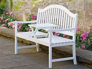 Gartenbank Holz Mit Tisch : gartenbank mit integriertem tisch gartenbank mit integriertem klapptisch aus holz ideal f r ~ Bigdaddyawards.com Haus und Dekorationen