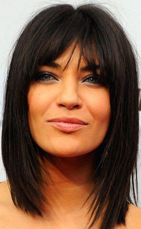 Mid Length Pixie Hairstyles by 23 To Mid Length Hairstyles With Fringe Fashions