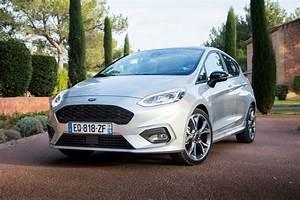 Ford Fiesta St Line Moteur : essai ford fiesta st line ecoboost 140 petite joueuse ~ Medecine-chirurgie-esthetiques.com Avis de Voitures