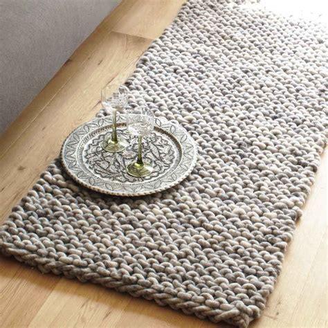 teppich filzen mesh 39 made de strick kit arazzo zum selber stricken
