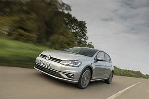 Volkswagen Golf Connect : volkswagen golf connect nouvelle s rie sp ciale en mars 2018 l 39 argus ~ Nature-et-papiers.com Idées de Décoration