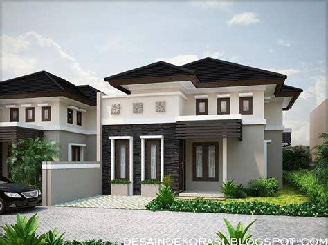 kombinasi warna cat tembok abu abu kumpulan desain rumah