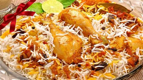 biryani indian cuisine fried chicken biryani recipe fried chichen biryani