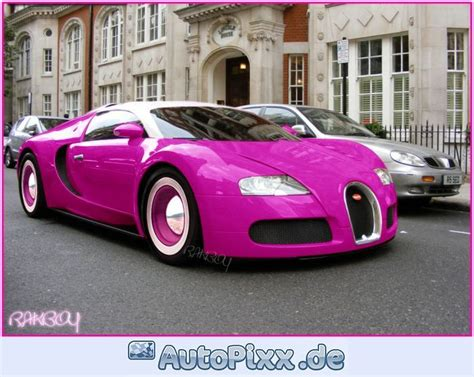 Pink Bugatti Price by Bugatti Veyron In Pink Cars Cars Pink