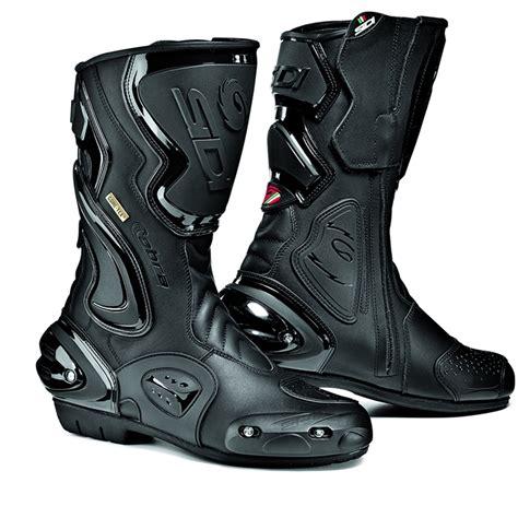 road motorbike boots sidi cobra gore tex waterproof motorcycle motorbike road