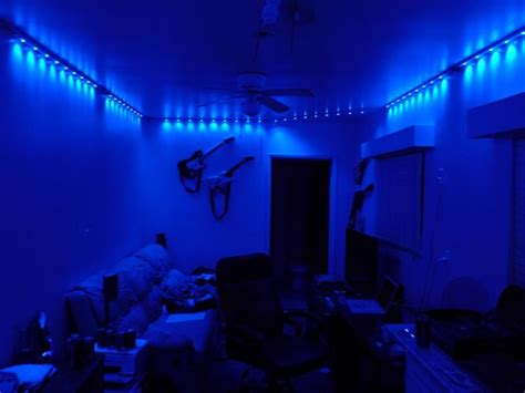 Led Lights Up Room by Fast Cheap Looking Led Room Lighting For