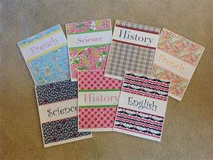 Preppy Binders: DIY: Preppy Binder Covers