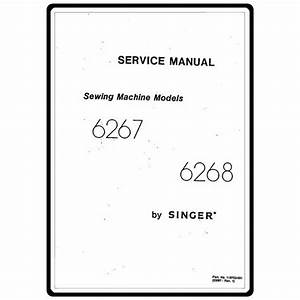 Service Manual  Singer 6268   Sewing Parts Online