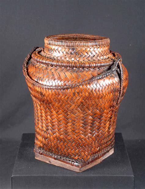 ulbong rice storage urn   ifugao people