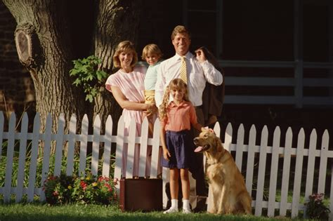 The History Of The White Picket Fence