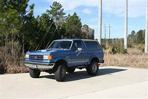 My 87 Bronco 351W - Bronco Zone Feature Truck - Ford Bronco Zone Early Bronco Classic FullSize ...