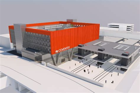 wsp develops coventry station plans