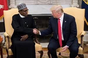 BREAKING: Buhari In Closed Door Meeting With Trump ...