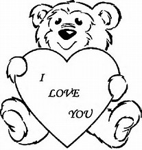 hd wallpapers coloring page hearts love - Coloring Pages Hearts Love