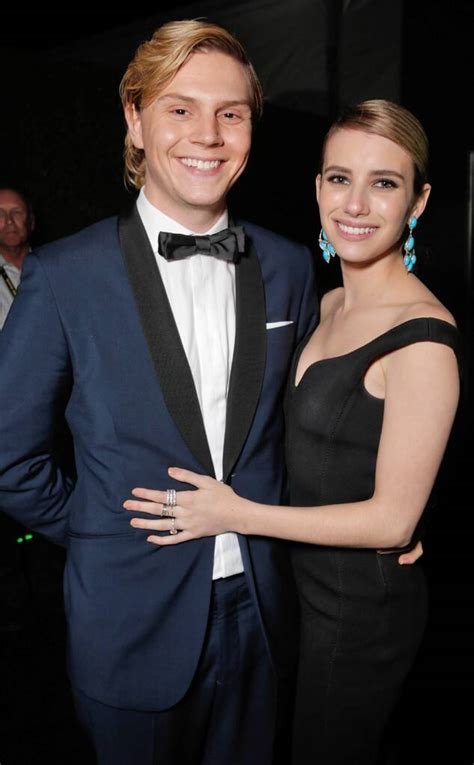 Emma Roberts and Evan Peters Call Off Engagement - E! Online