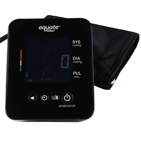 Equate 6000 Series Upper Arm Blood Pressure Monitor