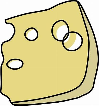 Cheese Clip Clipart Cliparts Swiss Mozzarella Vector