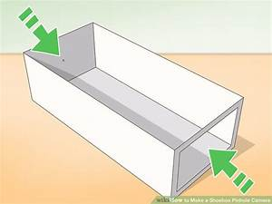 3 Ways To Make A Shoebox Pinhole Camera