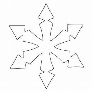 Schneeflocke Vorlage Ausschneiden : kostenlose malvorlage schneeflocken und sterne stern 7 ~ Yasmunasinghe.com Haus und Dekorationen