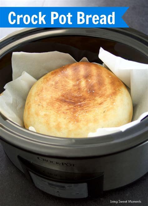 easy crock pot recipies herbed crock pot bread that s slow cooking genius all created